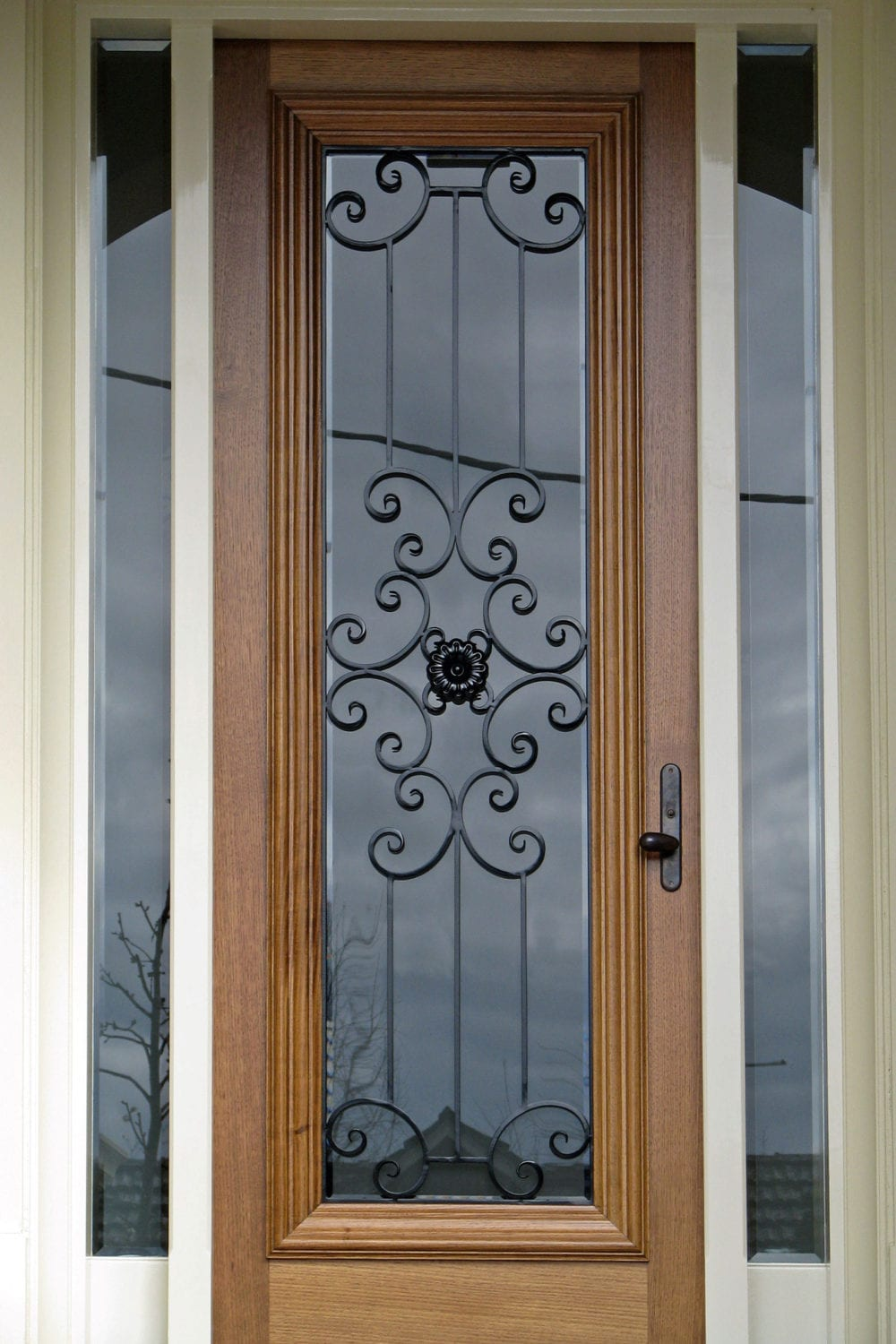 Bayswater security doors 24 hour the superior door company for Door companies