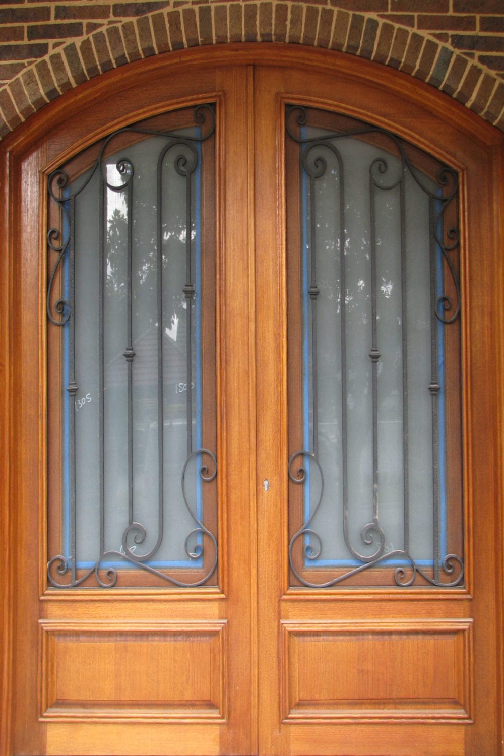 Aussie Wrought Iron and Timber Doors is a Australian owned family business based in Bayswater Victoria manufacturing designing Australia\u0027s highest ... & We manufacture unique inidually designed doors for varied clients Pezcame.Com